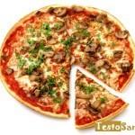 Рецепт настоящего теста для итальянской пиццы