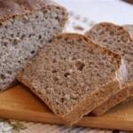Рецепт бездрожжевого ржаного хлеба на закваске