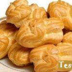Пошаговый рецепт пирожных с заварным кремом