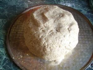 Ржаной хлеб готовый для приготовления в духовке