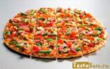 Тесто для пиццы на майонезе без дрожжей