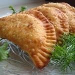 Пошаговый рецепт приготовления теста для чебуреков в хлебопечке