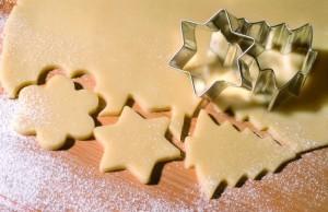 Формы песочных печенек