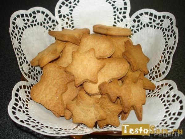 Печенье из песочного теста в домашних условиях 116