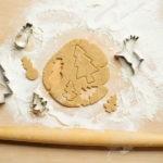 Постное песочное тесто без яиц