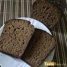Вкусный заварной хлеб готов
