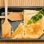 Спанакопита — греческий пирог со шпитаном