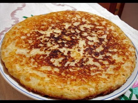 Рецепт быстрого ленивого хачапури