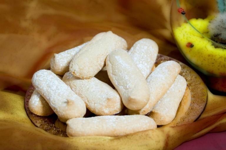 Рецепт бисквитного печенья савоярди