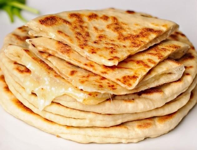 хачапури с сыром и с творогом в духовке рецепт