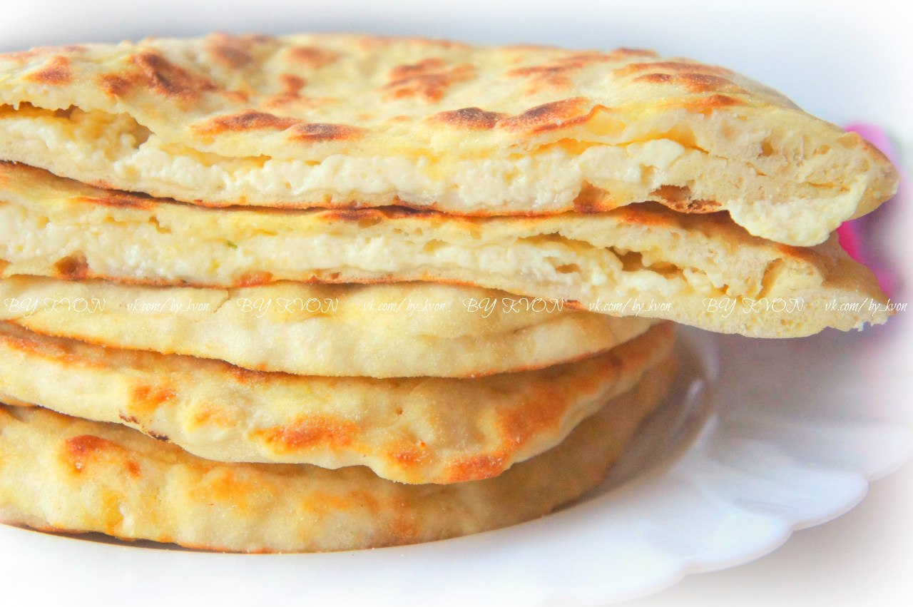 Пошаговый рецепт приготовления хачапури на кефире
