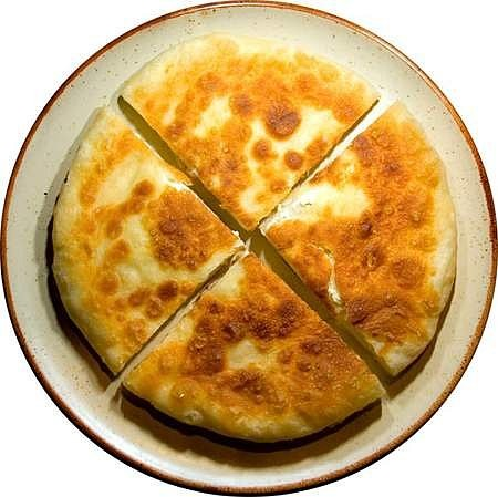 Хачапури с сыром по грузински