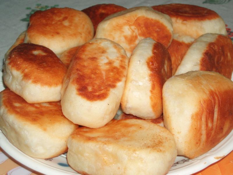 рецепты дрожжевых пирожков с фото