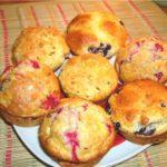 Рецепт кексов на сметане
