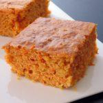 Морковный кекс - пошаговый рецепт