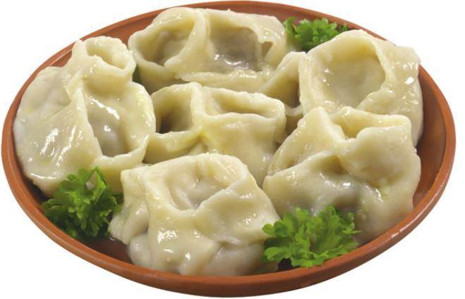 Рецепт мант с мясом и картошкой