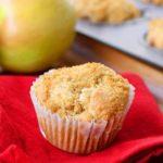 Рецепт маффинов с яблоками
