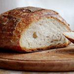 рецепт домашнего хлеба в духовке на опаре