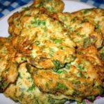 Куриные оладьи — вкусный и быстрый рецепт