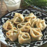 тесто для мантов по узбекски