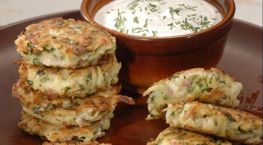 Картофельные оладьи рецепт приготовления. Картофельные оладьи как сделать