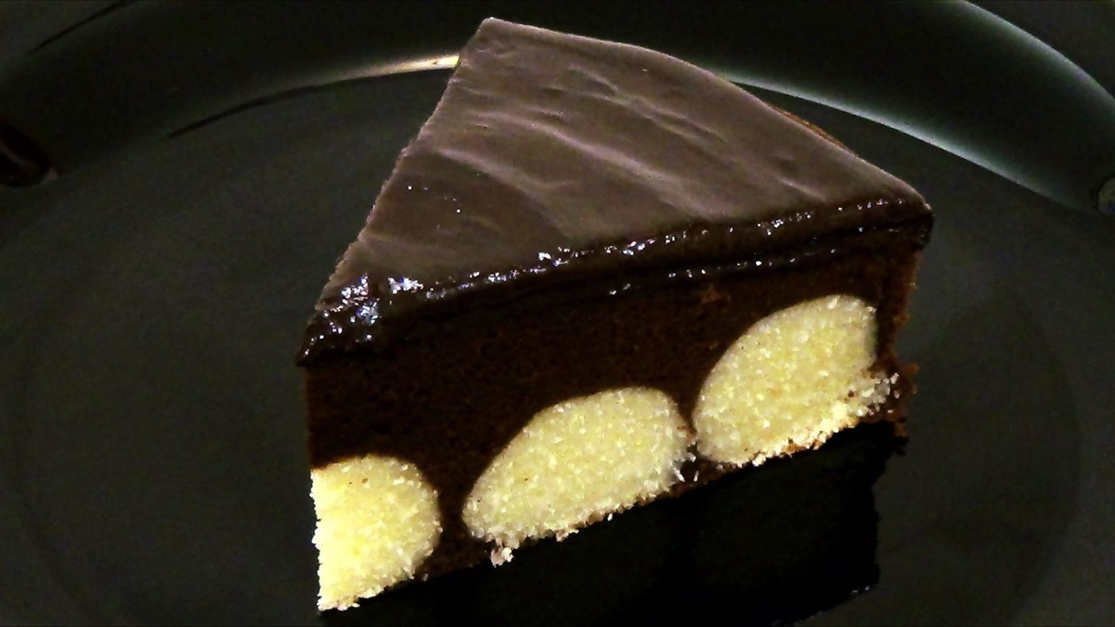 Творожный шоколадный пирог рецепт