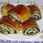 Рецепт вкусных маковых булочек