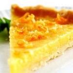 Вкусный рецепт лимонного пирога