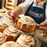 Пошаговый рецепт приготовления булочек Синнабон