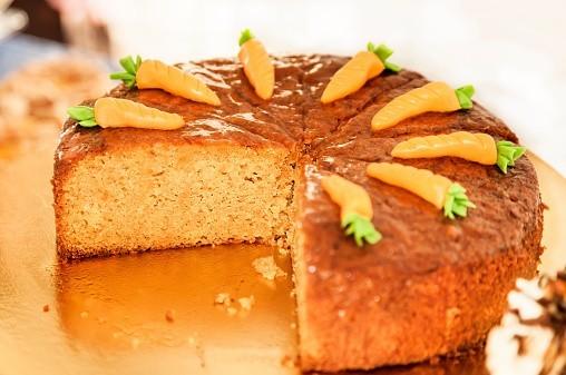 Пошаговый рецепт морковного пирога