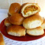 Вкусный пошаговый рецепт пирожков с капустой