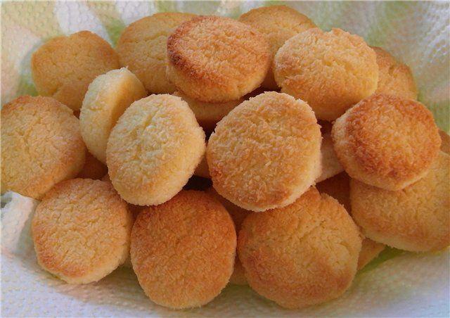 Рецепт домашнего сдобного печенья