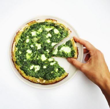 Рецепты пирогов со шпинатом.