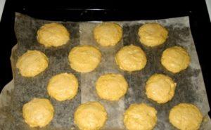 Вкусное печенье из тыквы