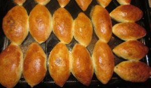 Вкусный рецепт пирожков с картошкой
