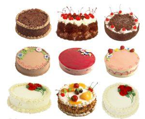 Торт: прикоснемся к истории десерта