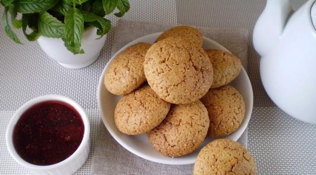 классический рецепт овсяного печенья